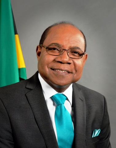 Hon. Edmund Bartlett, Jamaica