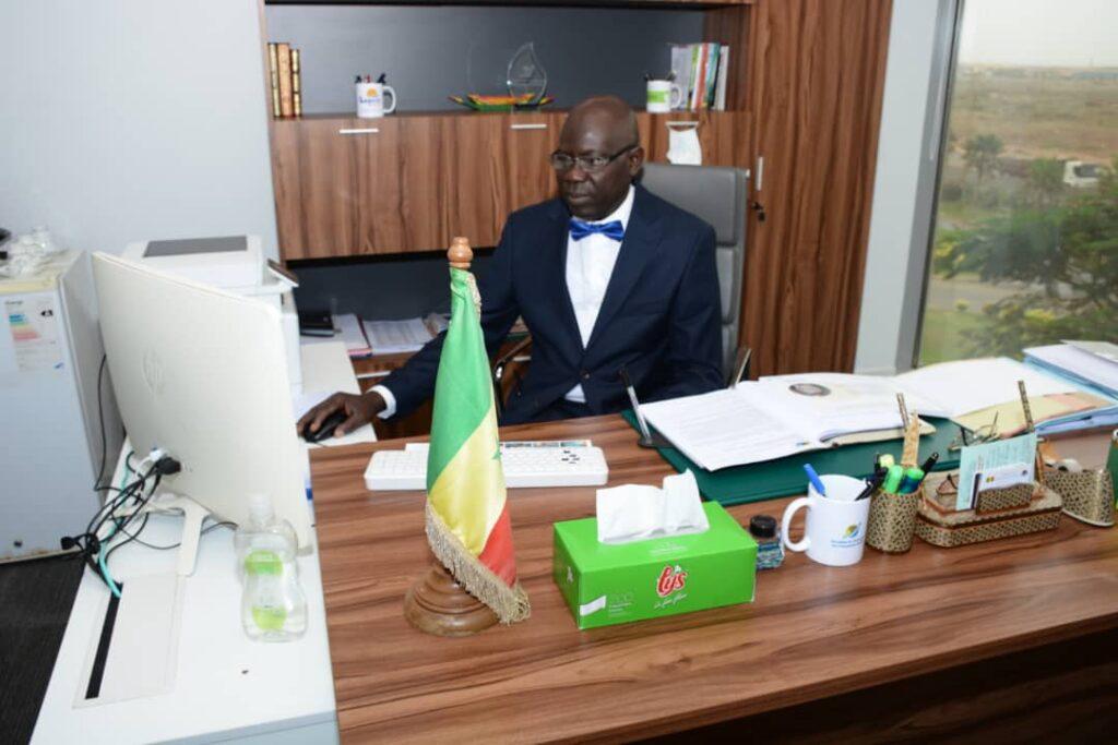 Mr. Dame Mouhamed Faouou, Dakar, Senegal, Tourism Hero